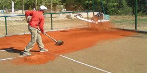 Construction tennis