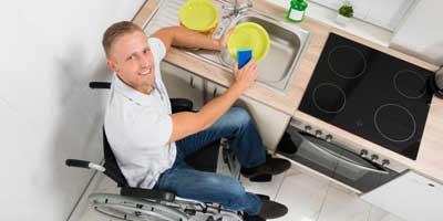 Aménagements pers. à mobilité réduite