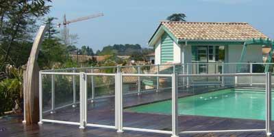 Devis Barrière de piscine