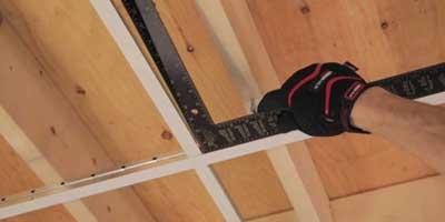 Devis Rénovation plafonds suspendus