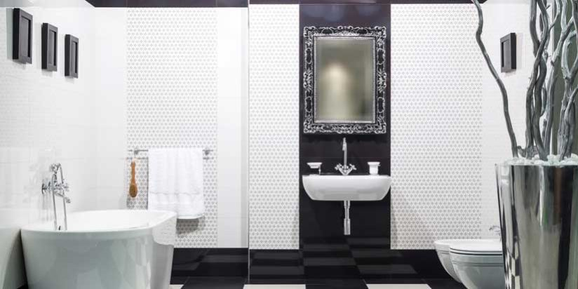 quelle peinture est la mieux adapt e pour la salle de bains. Black Bedroom Furniture Sets. Home Design Ideas