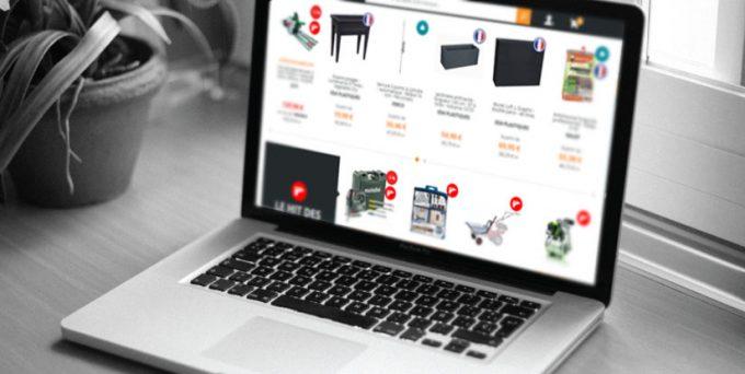 materiel de bricolage en ligne