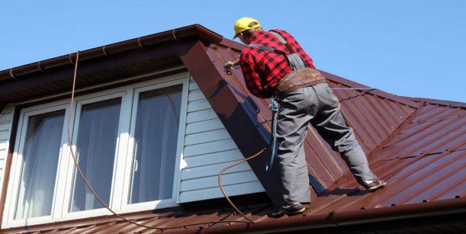 Rénovation de toiture et façade
