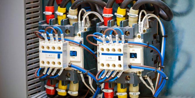 Modèles de contacteurs électriques