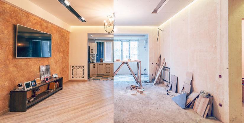 Procéder à la rénovation appartement paris
