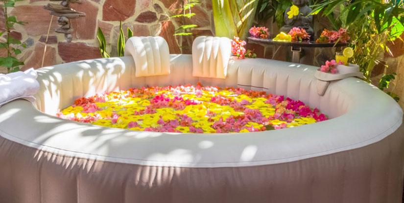 Choix d'une piscine gonflable